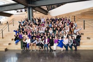 Dolby Laboratories Celebrates International Women's Day 2018