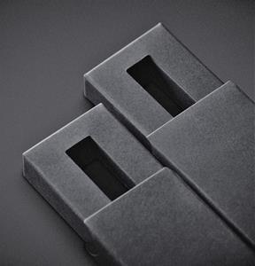 Biodegradable packaging for Kolab Project 232 Series live terpene cartridges