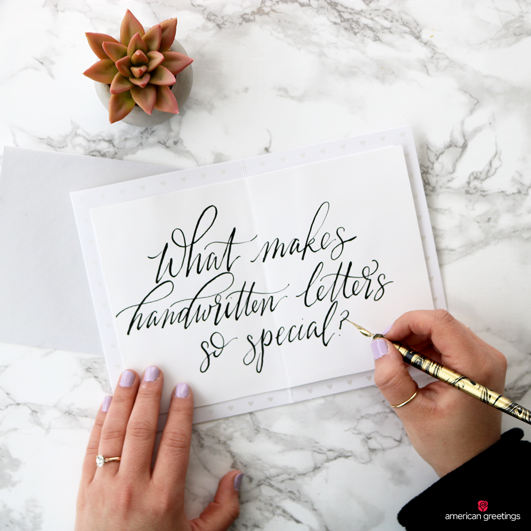 American Greetings Champions The Written Word For National Card And