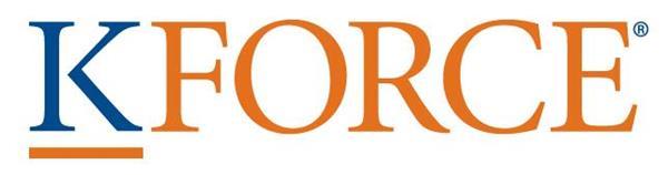 Kforce Inc. Logo
