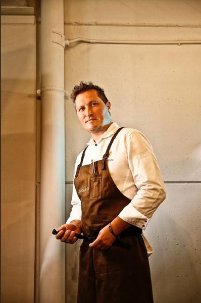 Chef Kiko Moya