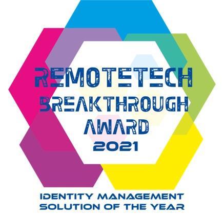 RemoteTech Breakthrough Award 2021