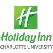 Holiday Inn Charlotte University Place logo