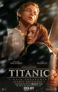 Titanic - Dolby Cinema at AMC