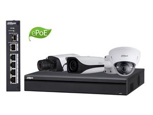 Dahua Technology Launches ePoE IP System