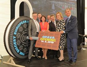 Mondelēz International inaugurated its $200MM state-of-the-art biscuit plant in Opava, Czech Republic
