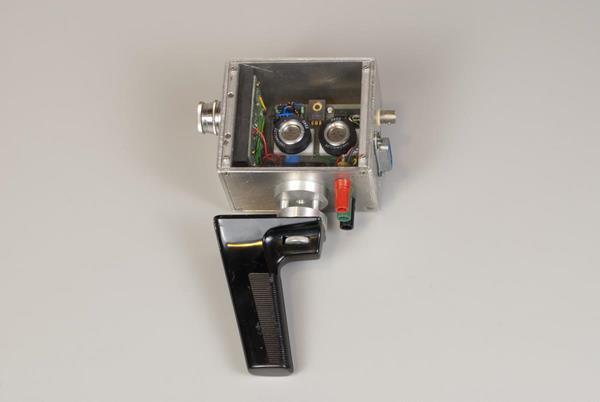 Single-Chip Color Camera