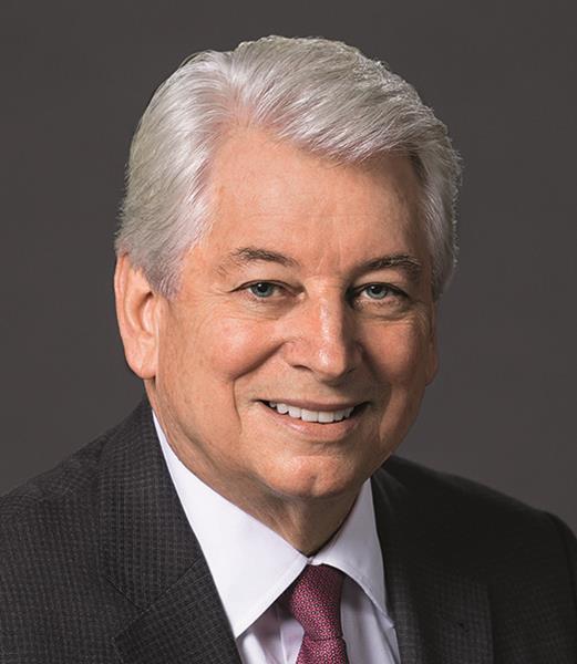 Jon Slangerup, AGL Chairman and CEO