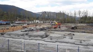 True Leaf Campus Under Construction