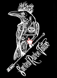 Sacred Raven Tattoo