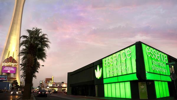 Essence - The Las Vegas Strip