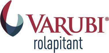 VARUBI® (rolapitant) logo