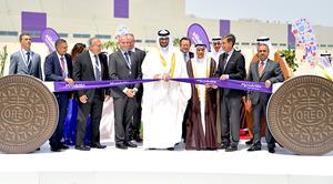 Mondelēz International Opens $90 Million 'Factory of the Future' in Bahrain
