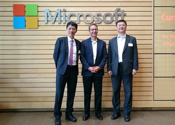 ITRI and Microsoft Collaborate on AI Chip Applications