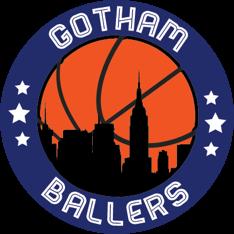 Gotham Ballers logo
