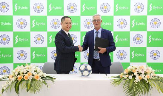 Syinix Becomes Leicester City Football Club's Official Home Appliances Partner