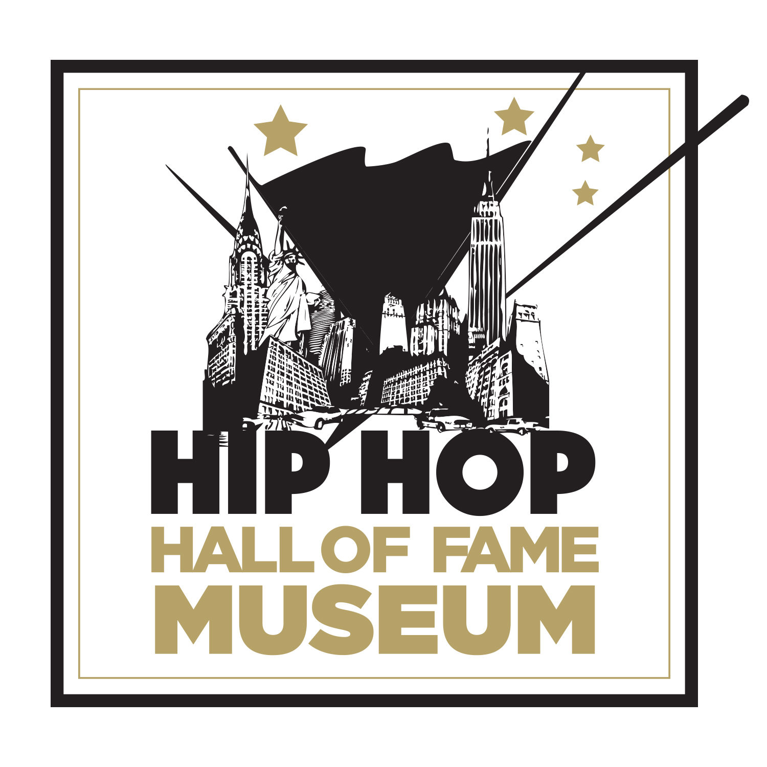 Hip Hop Hall of Fame Logo