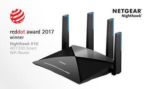 Nighthawk X10 AD 7200 Smart WiFi Router