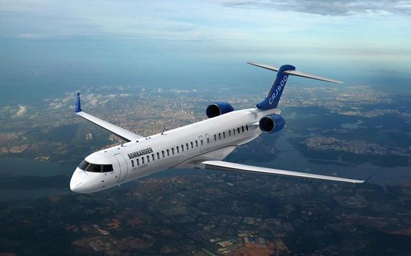 Bombardier CRJ Series Certified for Higher Maintenance Intervals