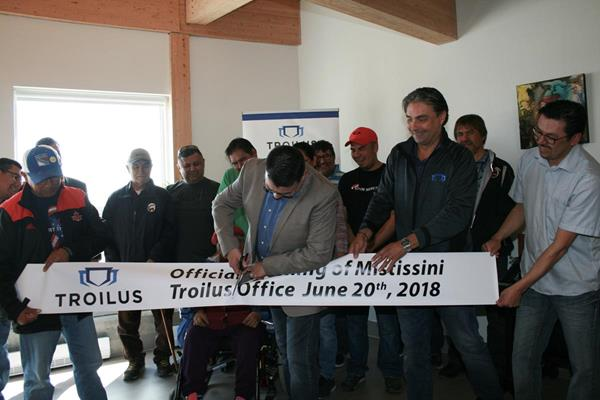 Troilus Opens Office In Mistissini, Québec