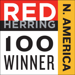 2016 Red Herring 100 Award Winner