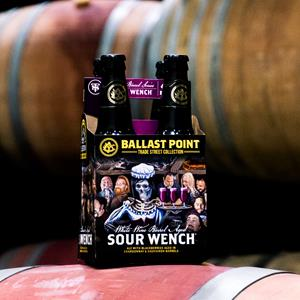 White Wine Barrel-Aged Sour Wench