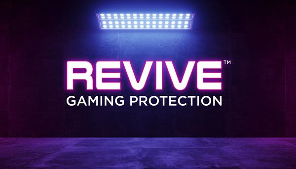 The Revive™ logo, which was designed by Safeware Senior Creative Marketing Specialist, Patrick Hansford, won a Silver 2019 Achievement in Marketing Award on Feb. 27, 2020.