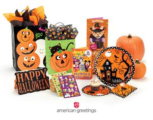 Celebrate halloween with frights and delights from american greetings cleveland ohio oct 12 2017 globe newswire according to the greeting card association consumers exchange about 21 million halloween cards every m4hsunfo
