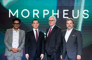 Melco celebrates opening of Morpheus and rebrand of City of Dreams