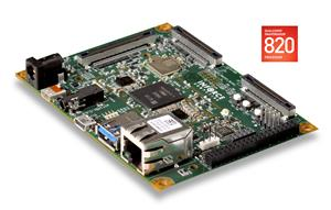 Inforce 6640 Snapdragon 820 SBC