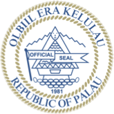 Palau Official Seal