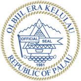 Palau Official Seal