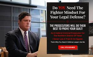 Don't take a chance with an inexperienced attorney. Your FREEDOM is at RISK