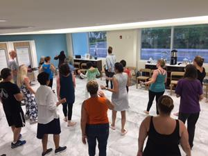 Latin Dance Class at CCV Center