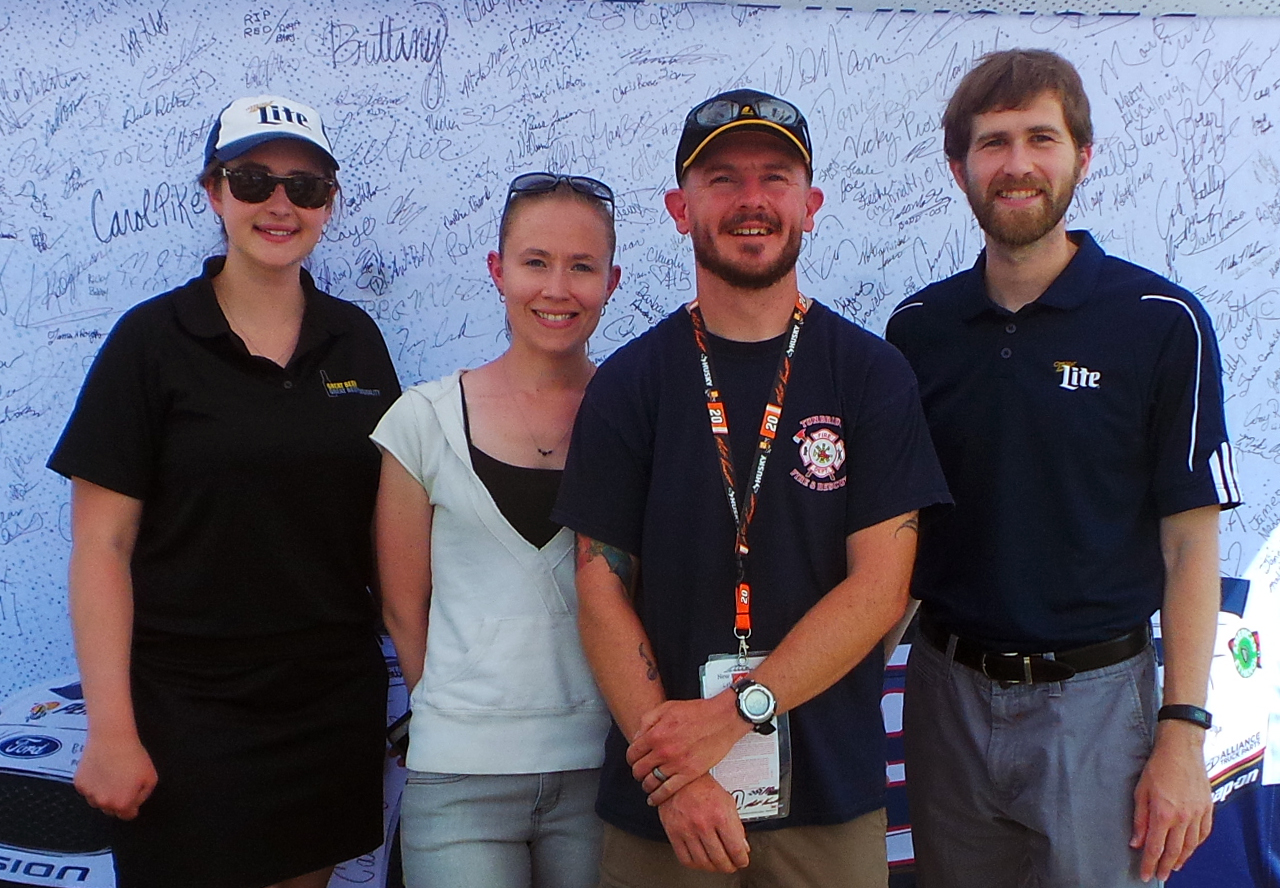 Responsible Fans Rewarded at New Hampshire Motor Speedway