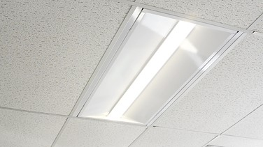 Harris LDR LED Troffer Retrofit lighting fixture kit