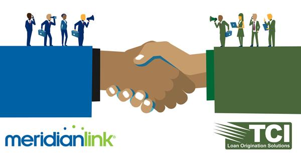 We're excited to officially announce MeridianLink has acquired Teledata Communications, Inc. (TCI). Welcome to the Team!  The acquisition brings together two FinTech industry leaders to further innovate loan origination solution (LOS) technology for financial institutions nationwide.   #StrongerTogether #ConnectingYouToBetter #DigitalLending #Originations