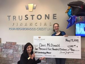 The TruStone Financial Foundation Awards $12,000 in