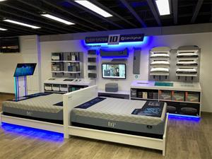 The All New M3 Mattress By Bedgear Debuts In San Diego At Mor Furniture For Less