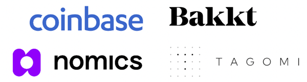 Portfolio company logos
