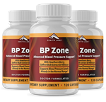 Zenith Labs BP Zone supplement -