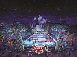 World Record Roller Coaster and WinterFest Holiday Event