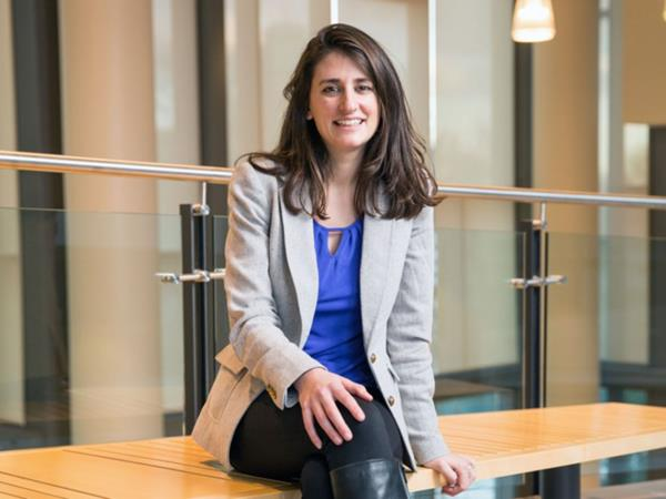 Living the mission, SimpliFed's CEO Andrea Ippolito Raised Round While Pregnant With Her Second Child.