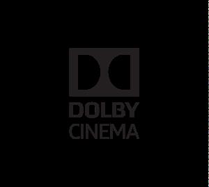 Dolby Logo Black Cinema