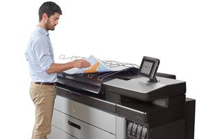 HP PageWide XL 3900 MFP Printer