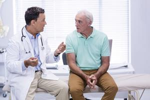 Treatment Options for Men with Enlarged Prostate