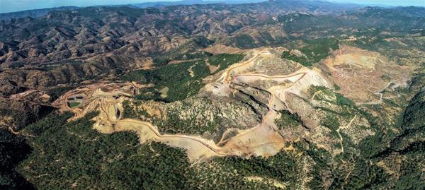 La Yaqui Grande Site Overview
