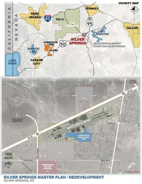 Comstock mining announces sweeping master plan and zone changes in shovel ready industrial property strategically located in direct vicinity of the world renowned tahoe reno industrial center as well as key us highway sciox Gallery
