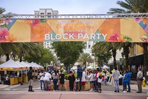 Church of Scientology Spring Block Party