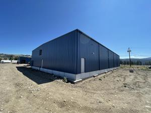 Fig 1 Building 261 NE view